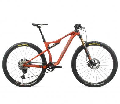 Orbea Oiz M10 TR - 2020 | Orange/Black