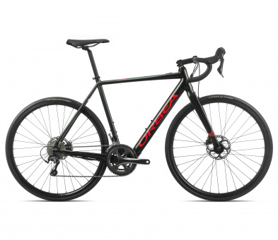 Orbea Gain D40 - 2020 | Green/Red
