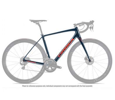 Orbea Avant OMP-D - 2020 | Blue/Red