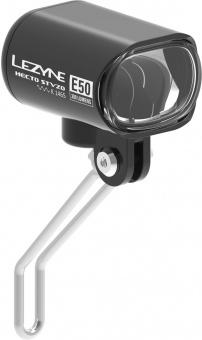 Lezyne Fahrradbeleuchtung Hecto Drive E50 StVZO