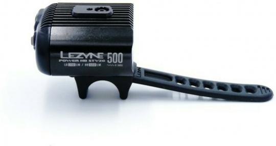 Lezyne Fahrradbeleuchtung Power High Beam 500 Loaded StVZO Vorderlicht