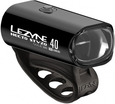 Lezyne LED Fahrradbeleuchtung Hecto Drive 40 StVZO Vorderlicht