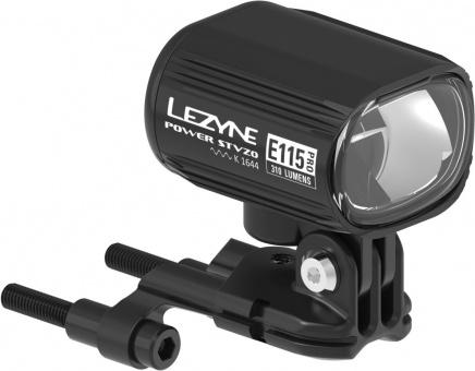 Lezyne LED Fahrradbeleuchtung Power Pro StVZO E115 Vorderlicht