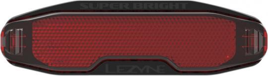 Lezyne LED Fahrradbeleuchtung Super Bright E12 StVZO Rücklicht