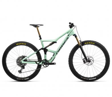 Orbea OCCAM M-LTD - 2022   Ice Green - Jade Green