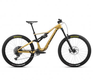 Orbea RALLON M10 - 2022 | Golden Sand - Black