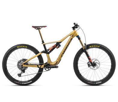 Orbea RALLON M-LTD - 2022 | Golden Sand - Black