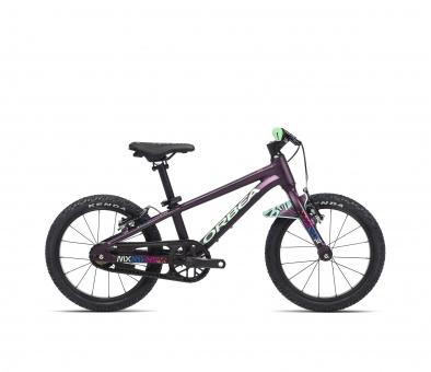Orbea Kinderfahrrad MX 16 - 2021   16 Zoll   Purple-Mint