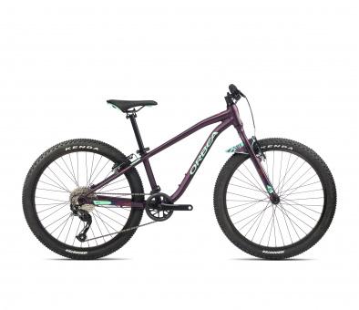 Orbea Kinderfahrrad MX 24 TEAM - 2021 | 24 Zoll | Purple-Mint