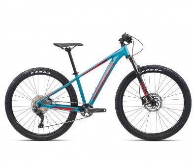 Orbea Kinderfahrrad MX 27 XS XC - 2021 | 27 Zoll | Blue-Red