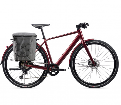 Orbea VIBE H10 EQ  - 2021 | Dark Red