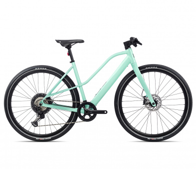 Orbea VIBE MID H10  - 2021 | Light Green