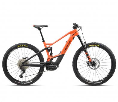Orbea WILD FS M20 - 2021 | Orange-Black