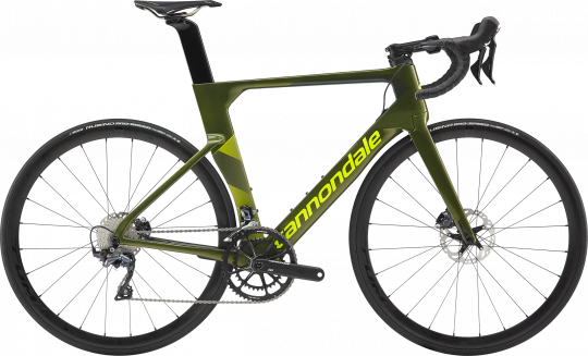 Cannondale SystemSix Carbon Ultegra | Vulcan Green