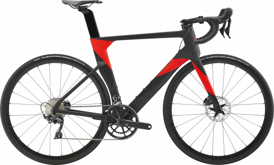 Cannondale SystemSix Carbon Ultegra | Acid Red