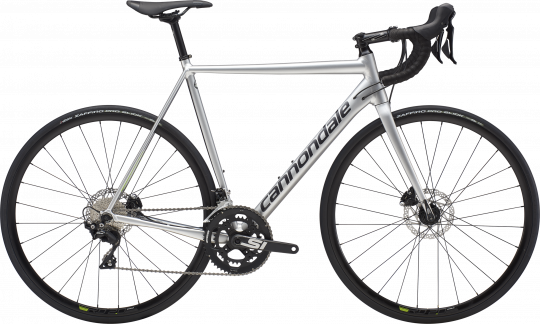 Cannondale CAAD12 Disc 105 | Silver