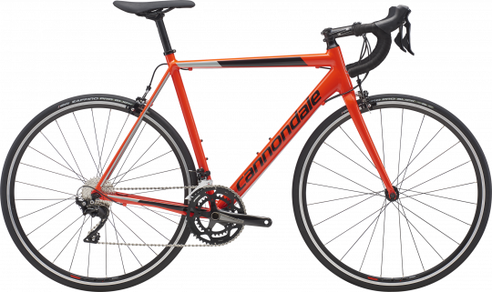 Cannondale CAAD Optimo 105 | Acid Red