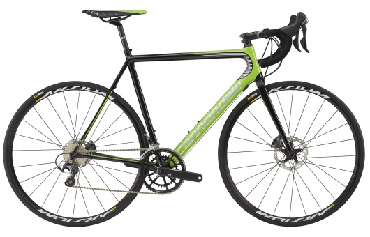Cannondale SuperSix EVO Hi-MOD Disc Ultegra REP