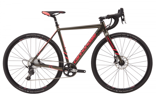 Cannondale CAADX Women Apex 1 ANT