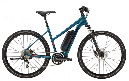 Cannondale E-Bike Quick Neo WMN TBD DTE