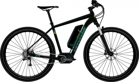 Cannondale E-Bike Quick Neo TBD BLK