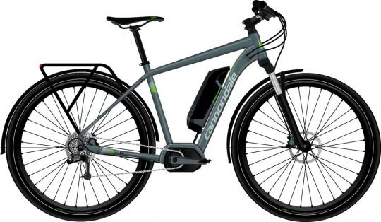 Cannondale E-Bike Quick Neo Tourer TBD GRY