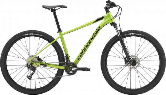 Cannondale Trail7 2019 | Acid Green