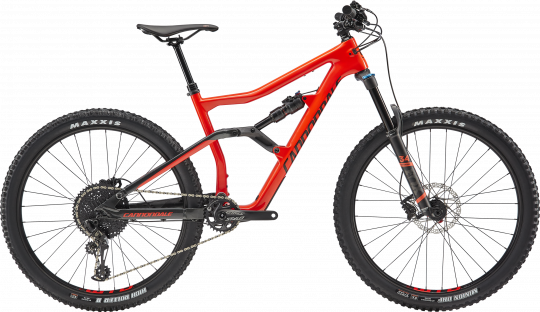 Cannondale Trigger 3 2019 | Acid Red