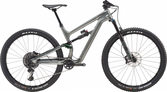 Cannondale Habit Carbon 2 - 2019 | Sage Gray