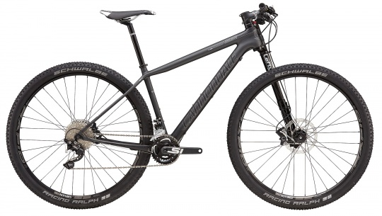 Cannondale F-SI CARBON 4 BBQ