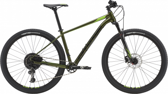 Cannondale Trail 1 2019   Vulcan Green