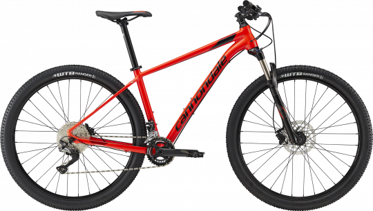 Cannondale Trail 5 2019 | Acid Red