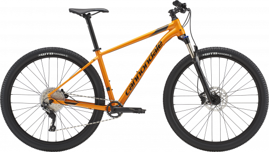 Cannondale Trail 3 2019 | Tangerine