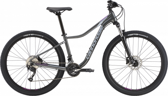 Cannondale Trail Women 4 2019   Charcoal Gray