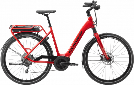 Cannondale Mavaro Active City | Red