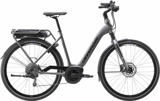 Cannondale Mavaro Active City | Anthracite