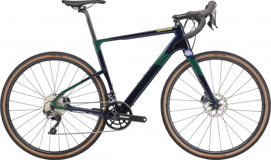 Cannondale Topstone Carbon Ultegra RX - 2020 | Midnight