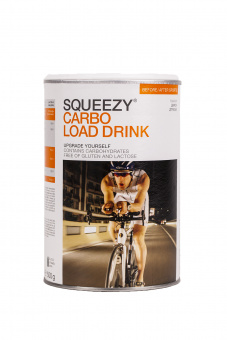Squeezy CARBO LOAD DRINK | Zitrone