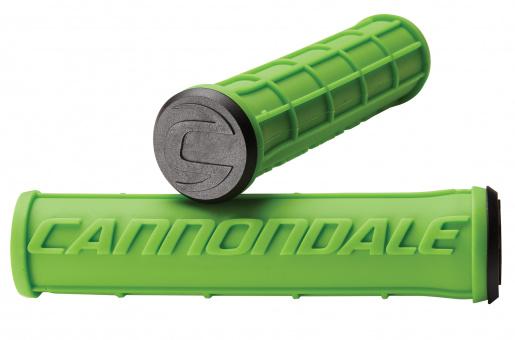 Cannondale Silicone Logo Grips | grün
