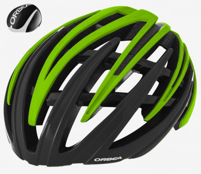 Orbea Fahrradhelm R10 | Grün