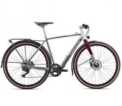 Orbea E-Bike Gain F10 Speedbike | Grau-Weiss
