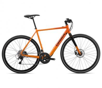Orbea E-Bike Gain F20 Speedbike | Orange-Schwarz