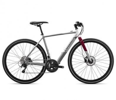Orbea E-Bike Gain F20 Speedbike | Grau-Weiss