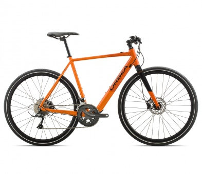 Orbea E-Bike Gain F30 Speedbike | Orange-Schwarz