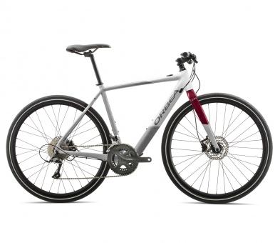 Orbea E-Bike Gain F30 Speedbike   Grau-Weiss