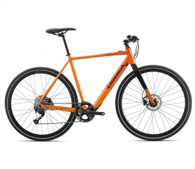Orbea E-Bike Gain F40 Speedbike | Orange-Schwarz