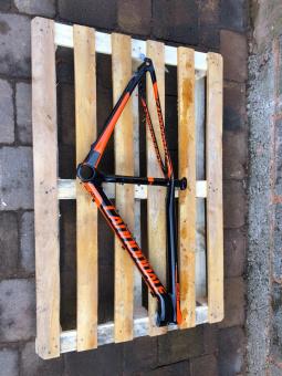 Cannondale F-Si Rahmen