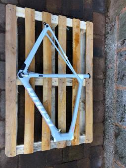 Ghost Nivolet X Rahmen