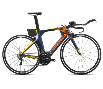 Orbea ORDU M10TEAM - 2019 | Blau-Orange