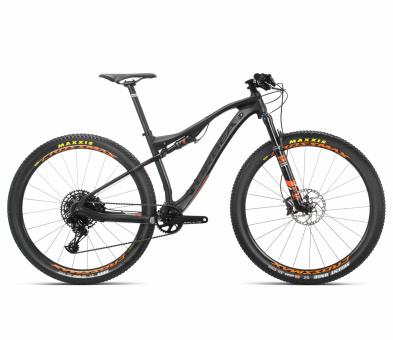 Orbea Mountainbike Oiz M50 2019 | schwarz-orange